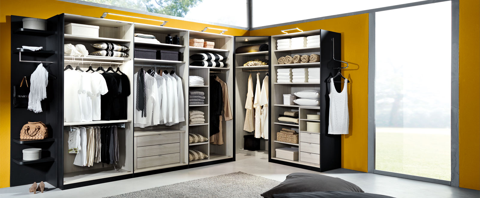 Bedroom furniture wardrobes - The Brand With Great Tradition And A History Of More Than 115 Years Has Specialized In Producing Furniture For Master Bedrooms Wardrobe Systems And